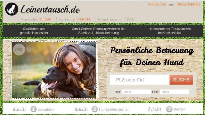 Hundeportal Leinentausch©Leinentausch