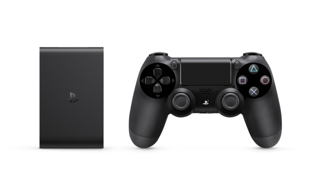 PlayStation TV: Controller ©Sony