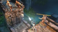 Lara Croft and the Guardian of Light ©Square Enix