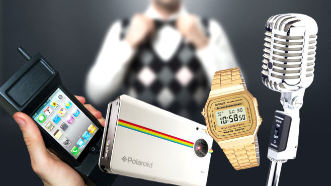 Die coolsten Retro-Gadgets©Casio, Polaroid,  rangizzz - Fotolia.com