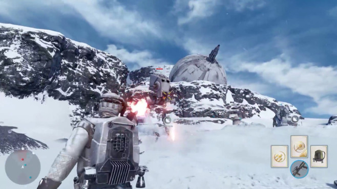 Star Wars – Battlefront © Electronic Arts
