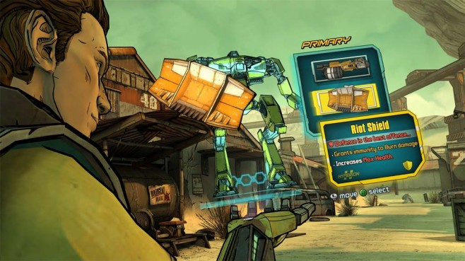 Tales from the Borderlands: Anzeige ©Telltale Games