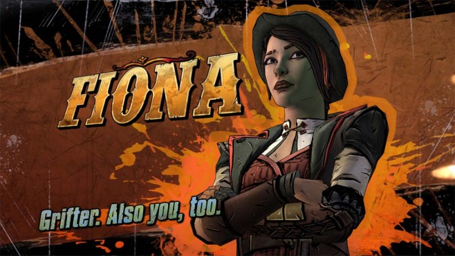 Tales from the Borderlands: Fiona ©Telltale Games
