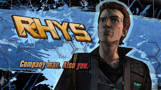 Tales from the Borderlands: Rhys ©Telltale Games