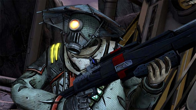 Tales from the Borderlands: Waffe ©Telltale Games