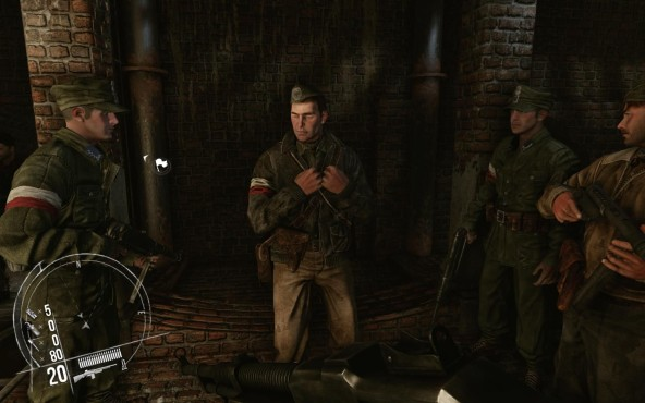 Enemy Front: Gruppe ©CI Games