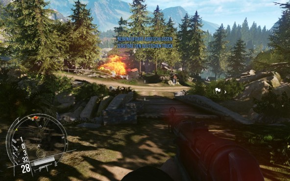 Enemy Front: Truck ©CI Games