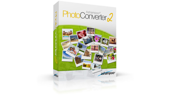 Ashampoo Photo Converter 2 – Kostenlose Vollversion: Per Assistent konvertieren ©Ashampoo