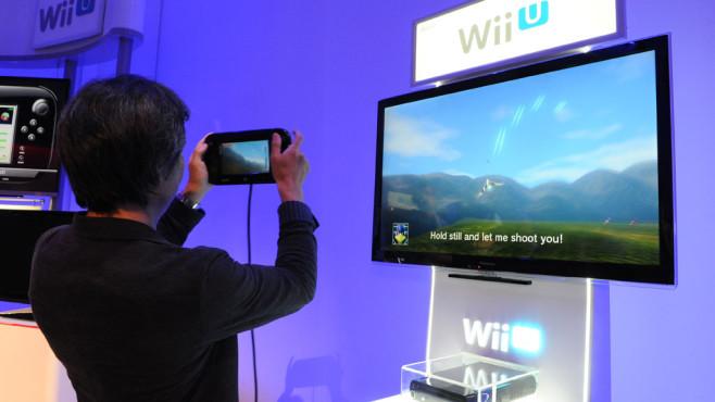 Starfox Wii U©Nintendo