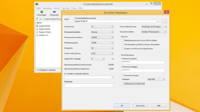 Verschlüsselungs-Software: Kostenlose Tools für Windows und Texte©COMPUTER BILD