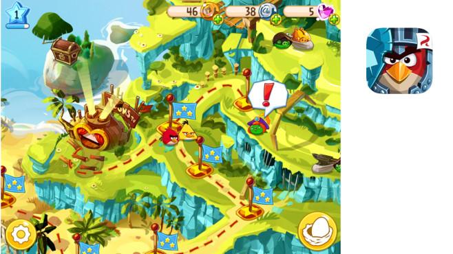 Angry Birds Epic ©Rovio Entertainment