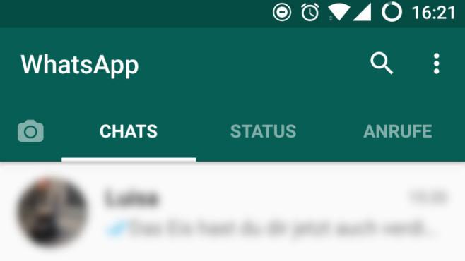 WhatsApp: Instant-Messenger zum Chatten ©COMPUTER BILD