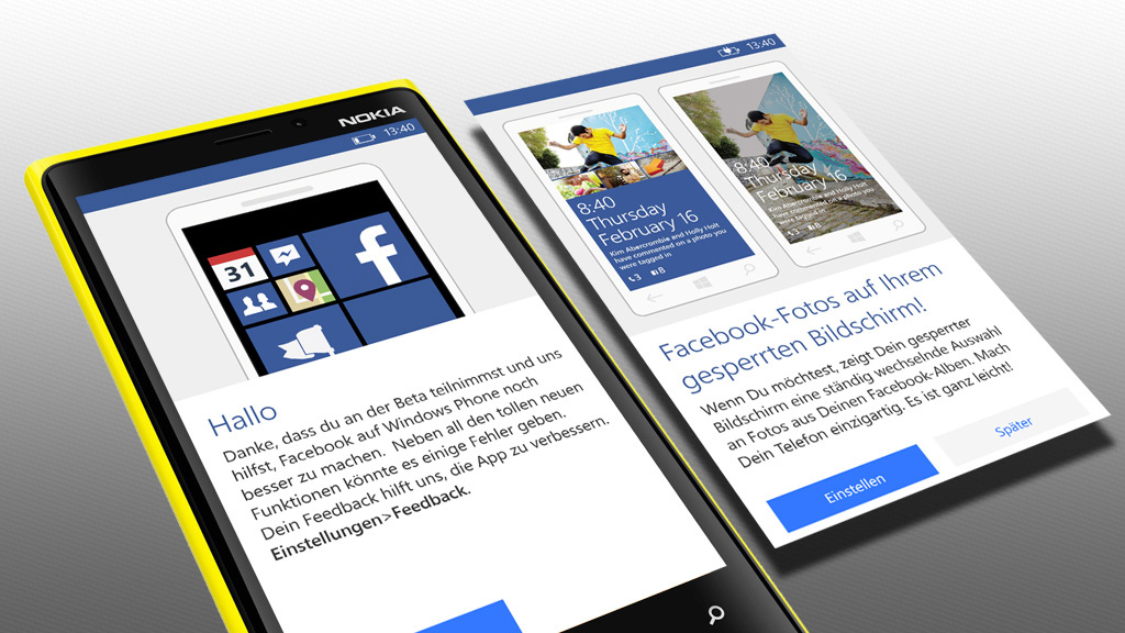 Windows Phone Facebook App Funktioniert Nicht