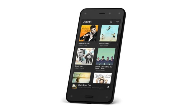 Amazon Fire Phone © Amazon