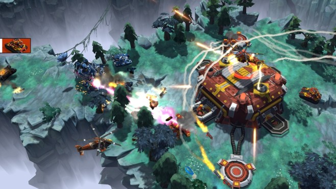 AirMech © Carbon Games