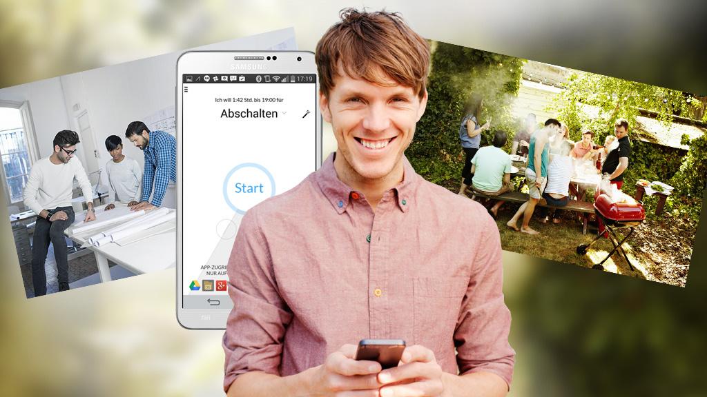 Offtime: Android-App zum Abschalten – iOS tickt anders