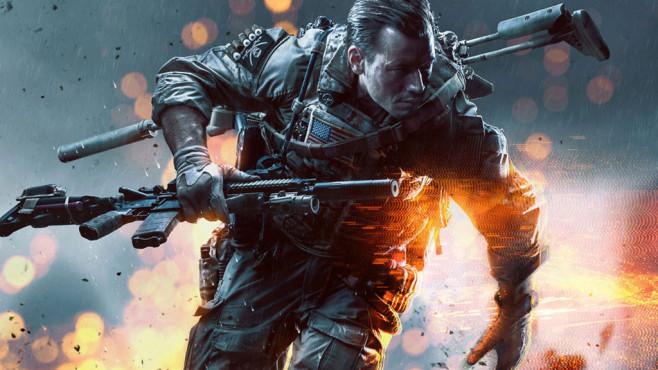 Battlefield 4: Soldat©EA