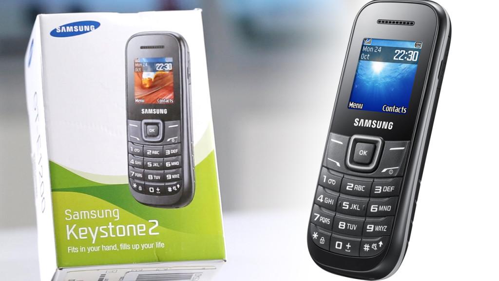 Samsung GT-E1200: Das günstige Handy für 9 Euro - COMPUTER