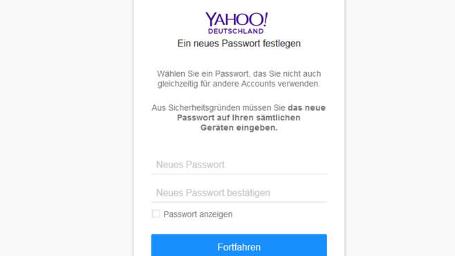 Nur wenige Klicks nötig: Passwort blitzschnell ändern ©COMPUTER BILD