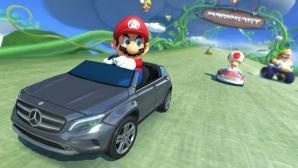 Mario Kart 8: Mercedes DLC©Nintendo
