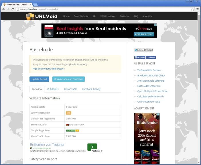 URLVoid - Download - COMPUTER BILD