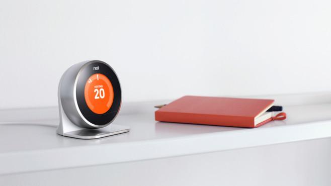 Thermostat der Firma Nest©Nest