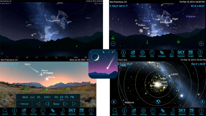 SkySafari 5 © Simulation Curriculum Corp