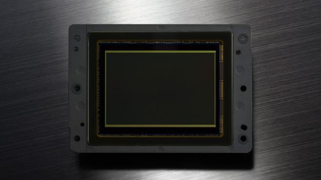 Nikon D810 Sensor ©Nikon