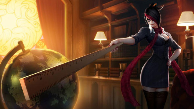 League of Legends: Lineal © Riot Games