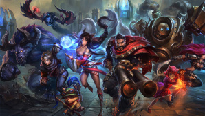 League of Legends: Gruppe © Riot Games