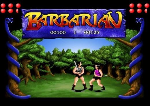 Barbarian ©TDB Soft