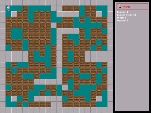 Bomberman © BlueWater Interactive