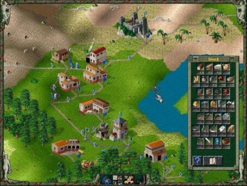 Die Siedler 2 - Gold Edition ©Ubisoft