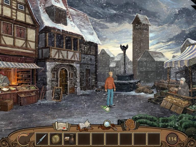 Screenshot 1 - Winterfest