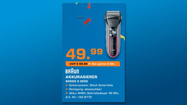 Braun 320 Series 3 ©Saturn