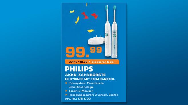 Philips Sonicare HealthyWhite HX6733/33 ©Saturn