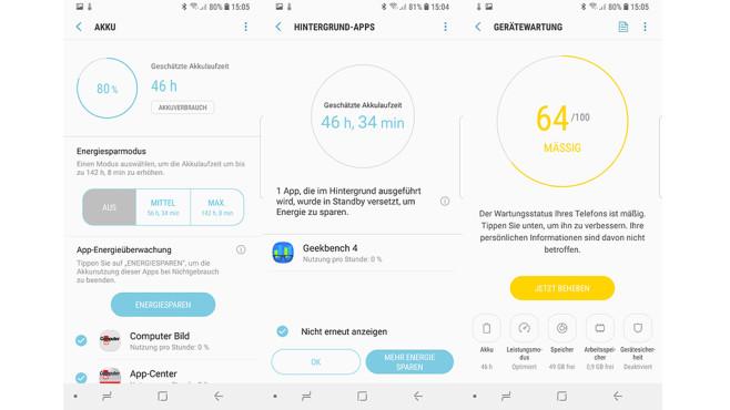 Tipps für Samsung-Smartphones©COMPUTER BILD