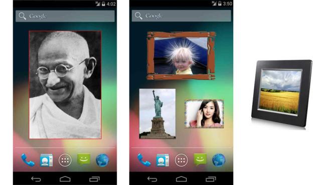 Android Photo Widget (kostenlos) ©Think In Java