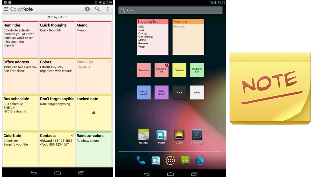 Praktische Widgets für Android-Smartphones - Bilder, Screenshots ...