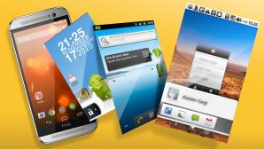 Die besten Widgets f�r Android-Smartphone©HTC, TeslaCoil Software, Elvison, huewu.yang