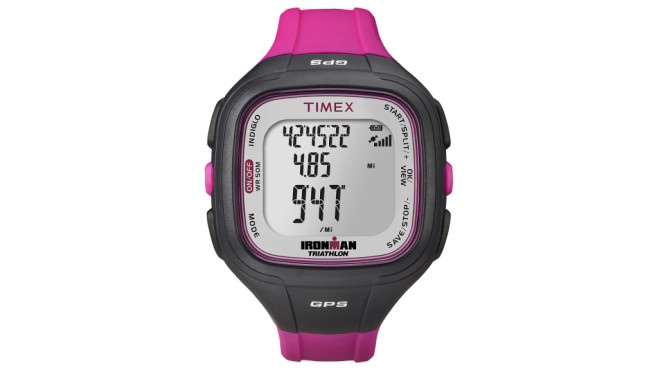 Timex Ironman Easy Trainer GPS © Timex