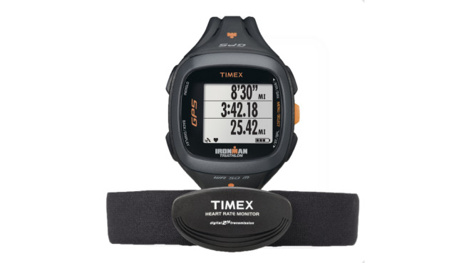 Timex Ironman Run Trainer 2.0 GPS © Timex
