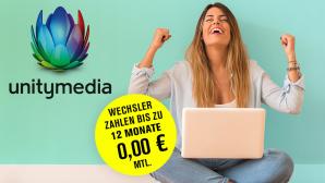 DSL-Wechsel-Kampagne Unitymedia©Unitymedia, iStock.com/AaronAmat