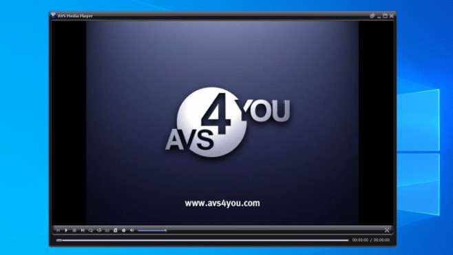 AVS Media Player ©COMPUTER BILD