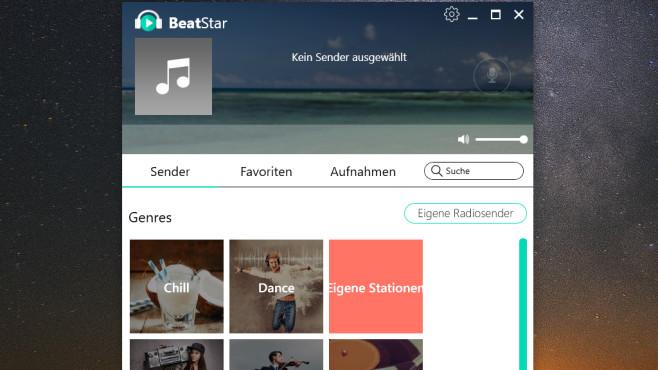 BeatStar ©COMPUTER BILD