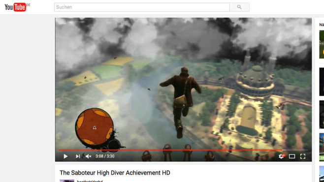 Saboteur © Electronic Arts, heathstriderhd, YouTube
