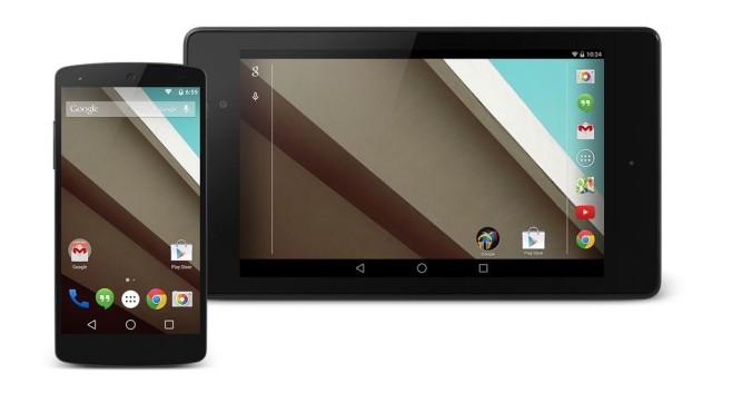 Android L: Entwicklerversion im ersten Praxis-Check ©Google