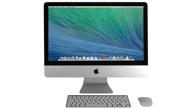 Apple iMac 2014 ©Apple
