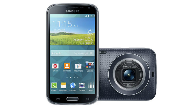 Samsung Galaxy K Zoom ©Samsung