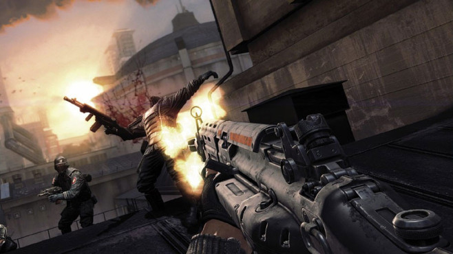 Wolfenstein – The New Order: Schuss © Bethesda Softworks